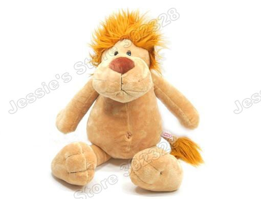 Free Shippinng Cool Gift NICI Wild Friend Lion Plush Stuffed Toys 50cm
