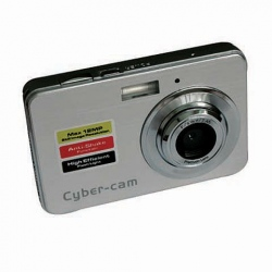 Amanda99 DC-K09 12.0MP Digital Camera with 8X Digital Zoom and 2.7-inch LCD