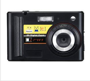 Amanda99 S-09 12.0MP Digital Camera with 8X Digital Camera and 2.7-inch LCD