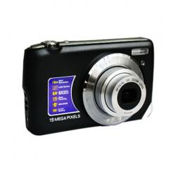Amanda99 DC-800OE 8.0MP Digital Camera with 3X Optical Zoom and 2.7-inch LCD