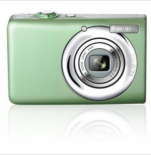 "Amanda99 2.4"" LCD 5.0 MP Digital Camera with 8X Digital Zoom(SD/MMC-BL-5B Li-ion)"
