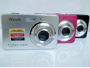 "Amanda99 2.7"" LCD 14.1 MP Digital Camera with 8X Digital Zoom(SD/MMC-HDMI-NB-4L Li-ion)"
