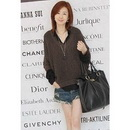 Women's Vogue Knitted Hollow Out Leisure Sweaters