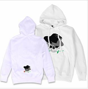 "Handsome New fashion College sweater ""ValueClick"" 100% cotton! color:White size:S M L XL XXL li-099"