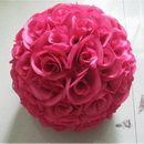 40cm Artificial Rose Flower Ball, Weddings Decoration