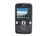 "2.0"" QVGA Screen Quad Band Dual SIM Dual Standby Cell Phone with TV FM Bluetooth 2GB TF Card Support (Black)"