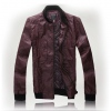 Amanda99 New Arrival Laconic and Mix-Matched Style Jacket For Man In Autumn and Winter