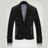 Amanda99 New Arrival Fashion and Casual Style Lapel Decorated Jacket Coat For Man